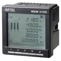 Buy cheap Digital Panel Multifunction Power Meter / Plug In Power Meter from wholesalers