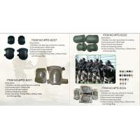 Buy cheap outdoor gear military camo army gear tactical protective elbow & knee pad from wholesalers