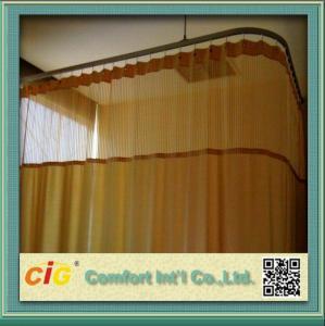 Buy cheap Multicolor Plain Modern Curtain Fabric / 280cm Plain Hospital Cutain Fabric product
