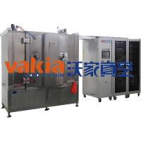Buy cheap Vacuum Chroming Metallized Systems PVD Metal Coating Equipment For Sanitary Wares from wholesalers
