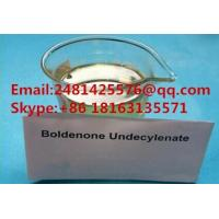 Buy cheap Safe High 99% Purity Anabolic Steroid Boldenone Undecylenate Equipoise CAS 13103-34-9 from wholesalers