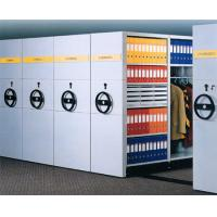 Buy cheap Compact Movable Shelving moving filing cabinet used as book shelf product