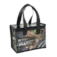 Buy cheap Customized Non Woven Soft Insulated Cooler Bag , Insulated Lunch Bags For Adults from wholesalers
