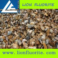 Buy cheap Qualified products Qualified sevice Raw material mining mineral CaF2 75% Fluorspar lump from wholesalers