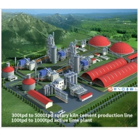 Buy cheap Completely Automatically OPC 2000tpd Cement Production Line from wholesalers
