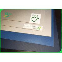 800gsm Anti - Folding Good Rigidity Grey Chipboard Paper For Package