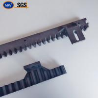 Buy cheap Nylon Sliding Door Mounting Screw Plastic Gear Rack from wholesalers