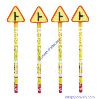 Buy cheap customized design promotional pencil eraser, gift pencil topper eraser product