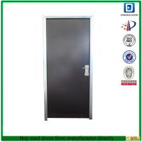 Buy cheap Fangda 4 ways multiple lock Israeli security door from wholesalers