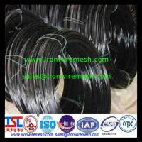 Buy cheap Black Annealed Tie Wire(15 years factory) from wholesalers