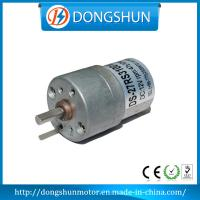 Buy cheap DS-27RS310  Low rpm DC Motor from wholesalers
