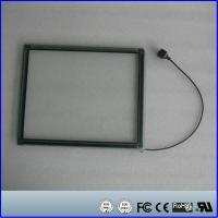 Buy cheap OEM,High sensor multi point ir touch screes, 70 inch ir touch frame screen overlay from wholesalers