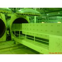 Buy cheap Food Rubber Sand Concrete Autoclave Industrial / AAC Block Equipment Φ2M from wholesalers