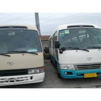 Buy cheap 22 Seats Second Hand Toyota Coaster Bus , 2013 Year Toyota Coaster Used Japan product
