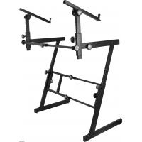 Buy cheap metal single keyboard stand from wholesalers