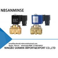 Buy cheap Brass Solenoid Valve Direct Acting from wholesalers