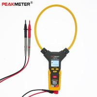 Buy cheap Flexible  Mini Low Amp Clamp For Multimeter , Ac Dc Current Clamp Meter from wholesalers
