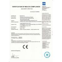 Hangzhou Qianrong Automation Equipment Co.,Ltd Certifications