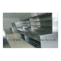 Buy cheap Surface Passivation Stainless Steel Lab Furniture lab tables work benches DTC Hinge 1500*850mm from wholesalers