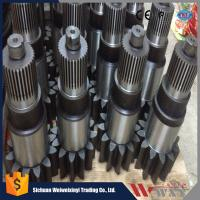 Buy cheap Tower Crane Drive Shaft for Slewing Gear box from wholesalers