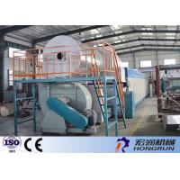 Buy cheap Industrial Waste Paper Pulp Making Machine For Apple Trays / Drink Trays product