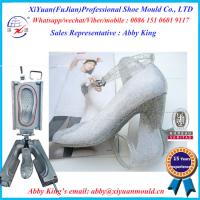 Buy cheap Classic Pvc Jelly Lady Shoe Moulds, shoes moulds Making Pvc Sandals, PVC crystal molds from wholesalers