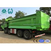 Buy cheap Underground Heavy Duty Dump Trucks For Mining Industry , 8x4 Driving mode from wholesalers