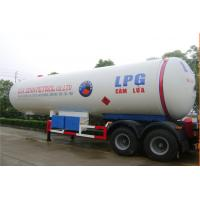 Buy cheap Clw 2 Axles LPG Transporting Trailer 40500L from wholesalers