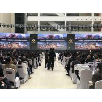 16:9 Aspect Ratio Seamless Stage LED Display Indoor Led Video Wall Rental