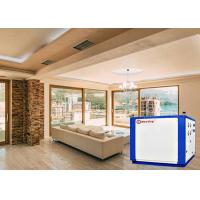 Buy cheap Meeting Water To Air Heat Pump Home Floor Heating System With Constant Temperature And WiFi Control Function from wholesalers