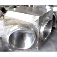 Buy cheap High Chromium / Alloy Special Steel Forgings , Oil Gas Connecting Pipes from wholesalers