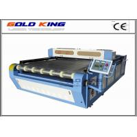 Buy cheap Auto-feeding fabric laser cutting machine for wood, fabric, acrylic with best laser cnc router price from wholesalers