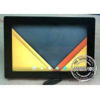 Buy cheap 10.1inch Taxi PCAP Touchscreen Bus Digital Signage , Car Media Player with Camera , GPS, 3G/4G from wholesalers
