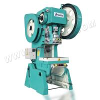 Buy cheap Sheet metal punching machine price, J23-63T hydraulic hole punch machine from wholesalers