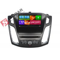 Buy cheap Dynamic UI Wince System 2 Din Car Dvd Player For FOCUS 2015 Heat Dissipation product