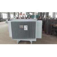 10kV - 35kV Step Down Power Transformer Three  Phase Energy Saving Maintenance Free