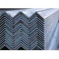 Buy cheap Construction Structural Steel Sections Mild Steel Unequal Angle Galvanized product