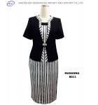 Buy cheap ladies 2 piece suit dress suit jacket with dress from wholesalers