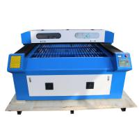 Buy cheap Large Advertising Sign Board Co2 Laser Engraving Cutting Machine 4*8 Feet 1300 from wholesalers