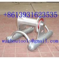 Buy cheap Manhole Quadrant Roller,Duct Entry Rollers and Cable Duct Protection,Cable roller from wholesalers