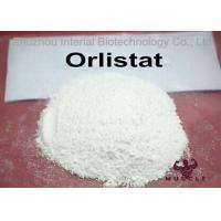 Buy cheap Fat Reduce / Weight Loss Steroids Orlistat Powder CAS 96829-58-2 With GMP Standard from wholesalers