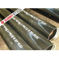 Buy cheap ASTM A53 Grade B Carbon Steel Seamless Pipes from wholesalers