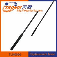 Buy cheap 1 section mast car antenna/ replacement mast car antenna/ car antenna accessorie product