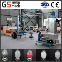 Buy cheap TPU Shoe Sole Material Twin Screw Compounding Extruder from wholesalers