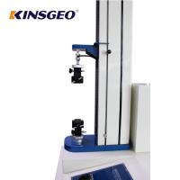 Buy cheap White Peel Adhesion Test Equipment , Plastic Film Universal Tensile strength Testing Equipment from wholesalers