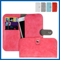 Buy cheap Watermelon Wallet Leather Smartphone Cases Purse Pouch With Card Slots from wholesalers