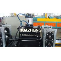 Buy cheap 2 Tons 15-30m/min Forming Speed Rolling Shutter Machine GCr15 Steel Roller Material from wholesalers