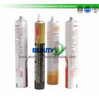 Buy cheap Hot Stamping Aluminum Laminated Tube , Skin Care Cream Squeeze Tube Packaging from wholesalers