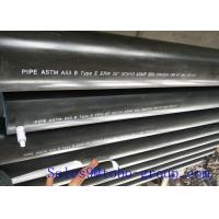 Buy cheap TOBO ASMEB16.9 SCH10 Round API Carbon Steel Pipe ASTM A106 API5L ISO 9001 from wholesalers