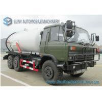 Buy cheap Dongfeng 6x6 Off-road 8000 Litres Vac Tank Truck High Performance from wholesalers